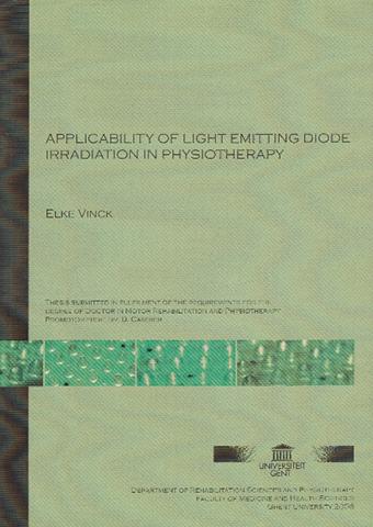 Lasertherapy books